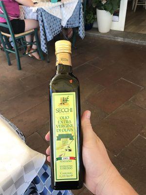 Olio extra vergine di olivia - Produit - fr