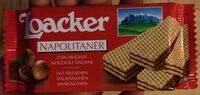 Loacker Wafers Napolitaner - Produit - it