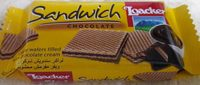 Sandwich Chocolate, Chocolate - Produit - fr