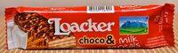 Choco & milk cereals - Produit - fr
