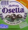 La Robiola Osella con olive nere - Product