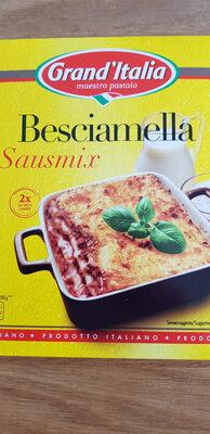 Besciamella saus mix - Product - nl