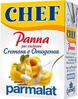 Chef Panna - Product - fr