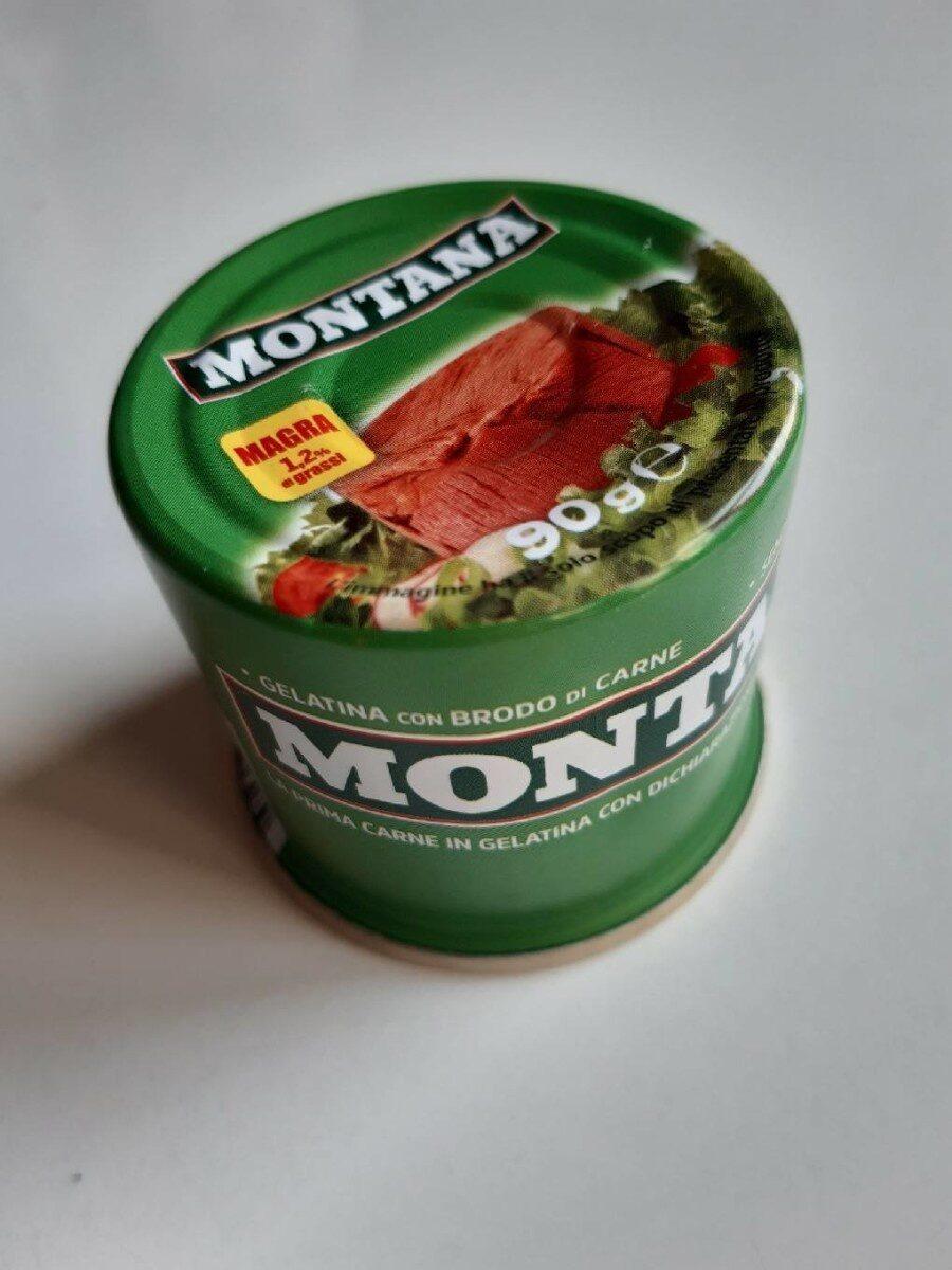 Carne in gelatina - Product - fr