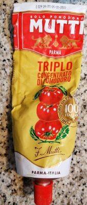 Triplo concentrato di pomodori - Prodotto - de