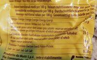 Triplo concentrato di pomodori - Valori nutrizionali - de