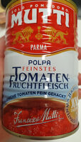 Polpa chopped tomatoes - Product - en