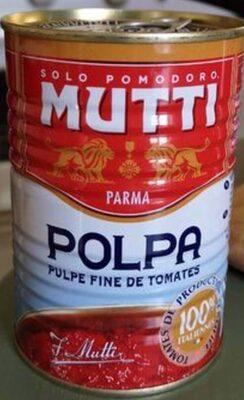 Pulpe fine de tomates - Product - fr