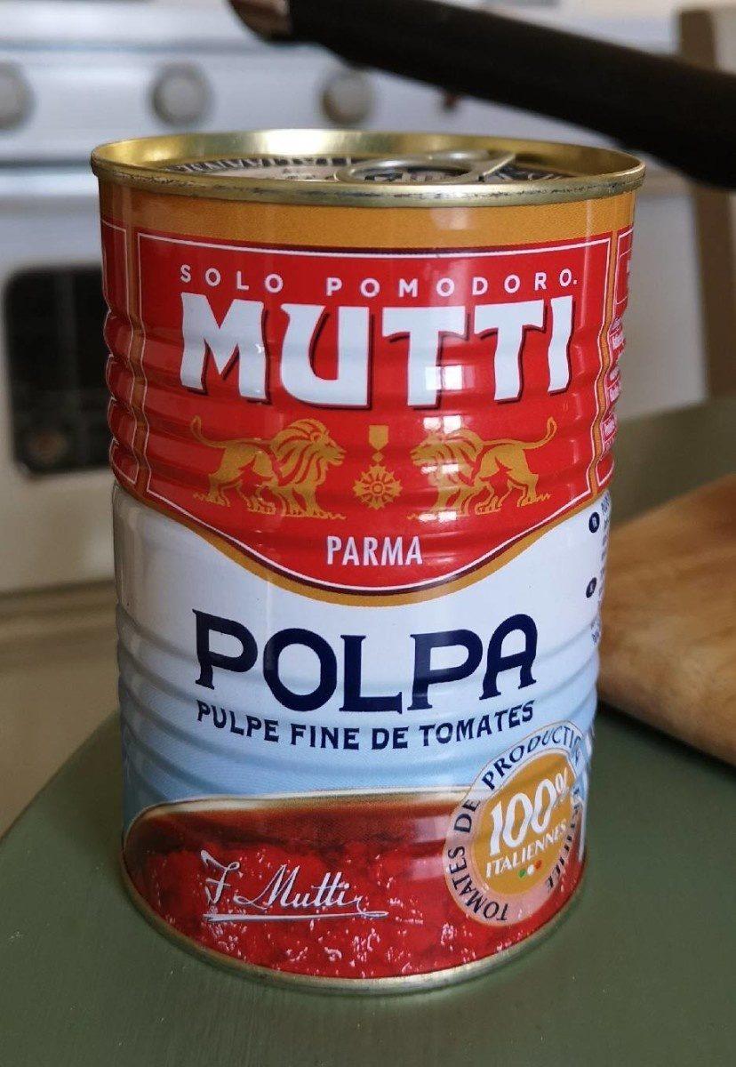 Polpa tomates concassées fines - Product