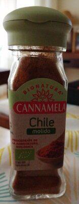 Chile molido - Prodotto - es
