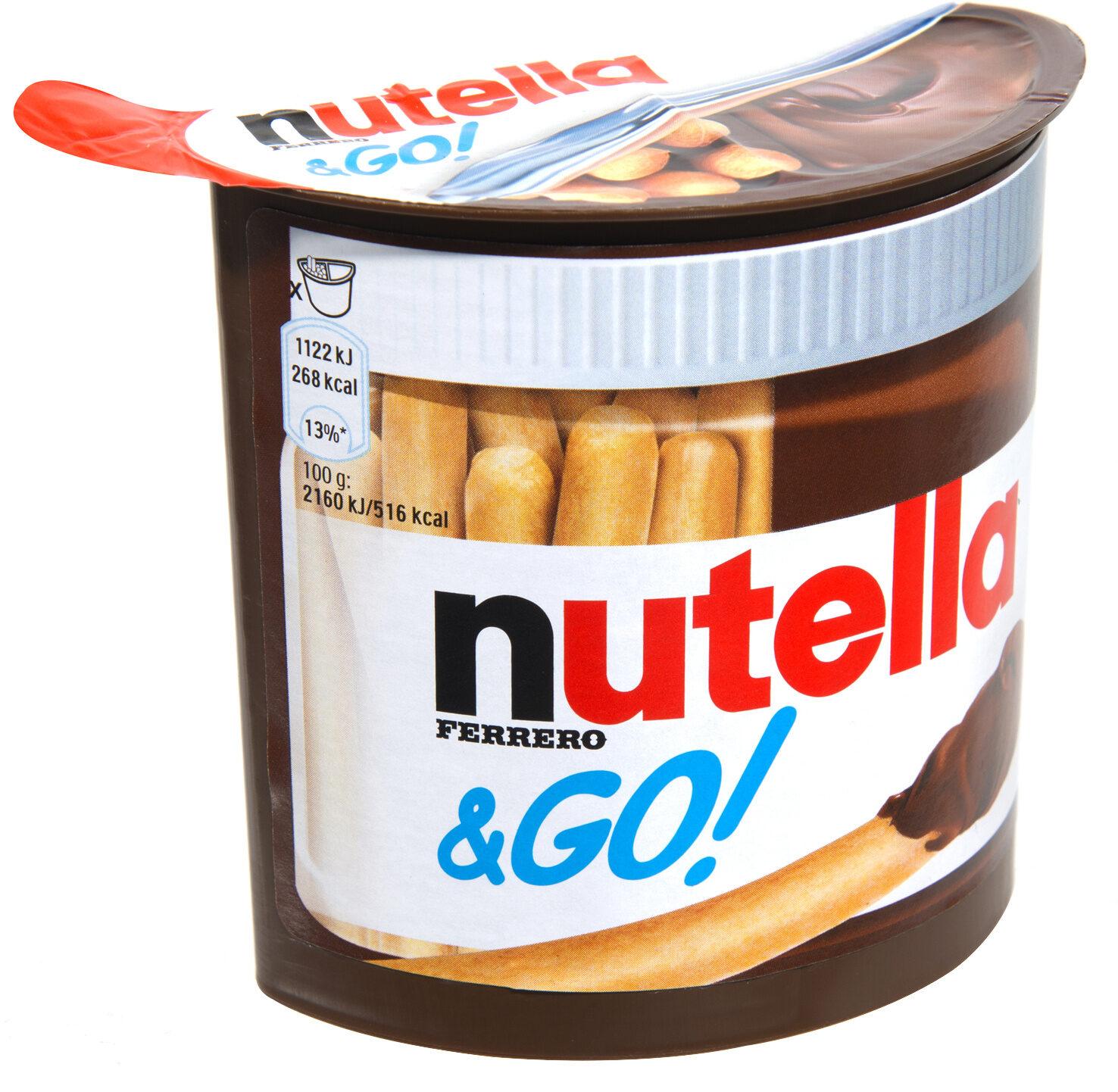 Nutella & go t.1 - Prodotto - fr
