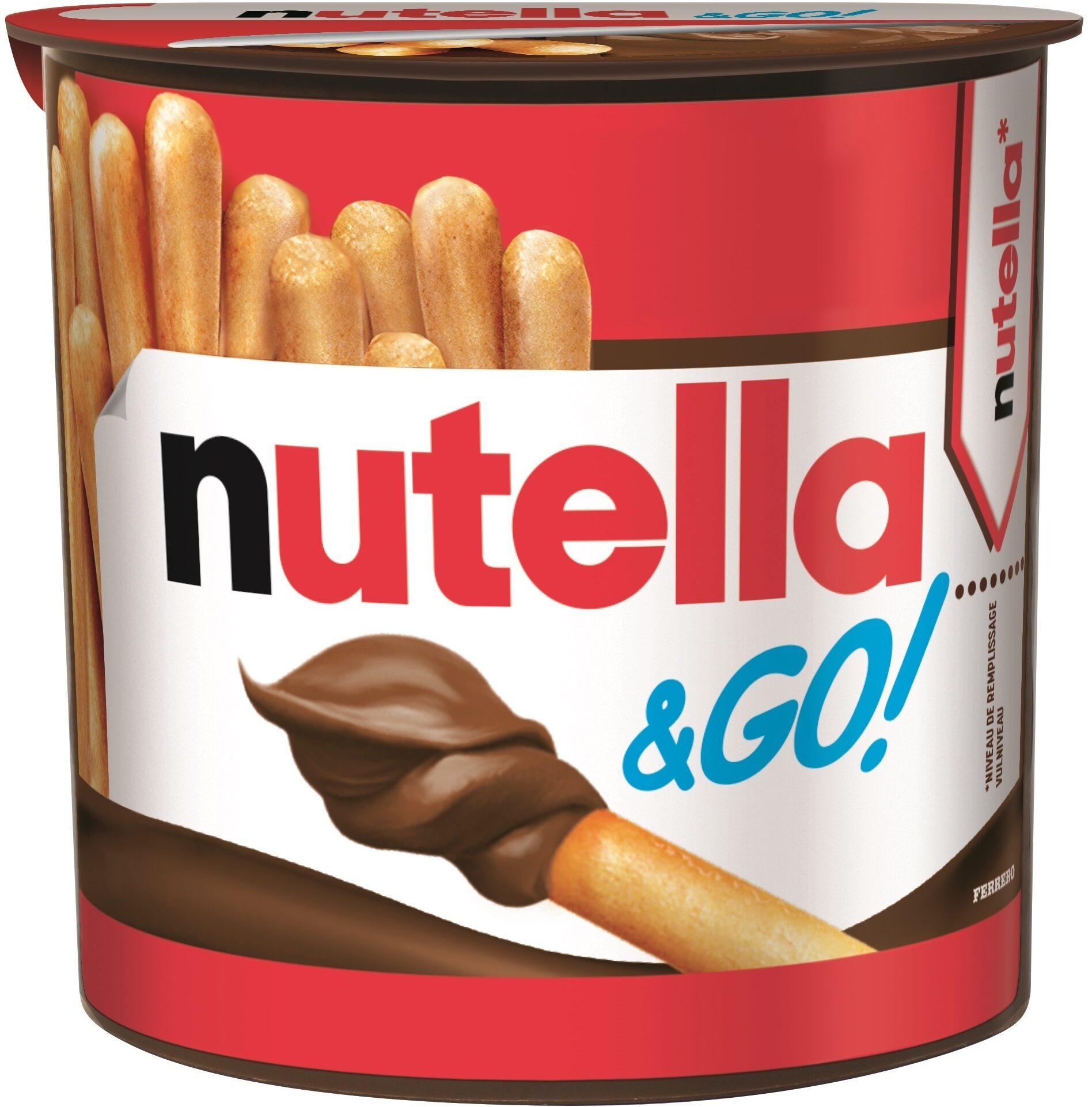 NUTELLA & GO biscuits - Prodotto - fr