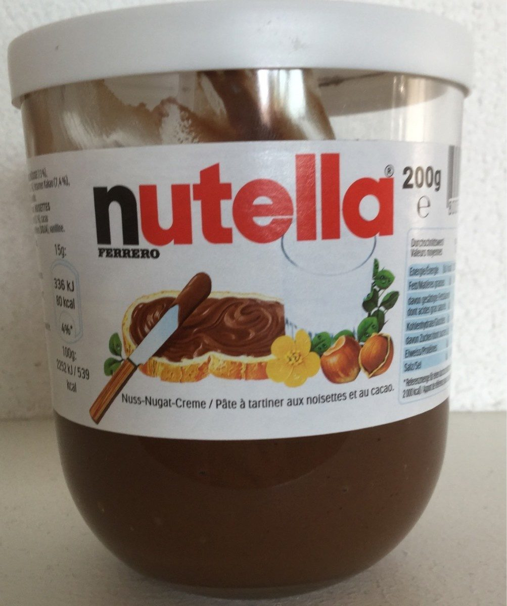 Nutella - Product - fr