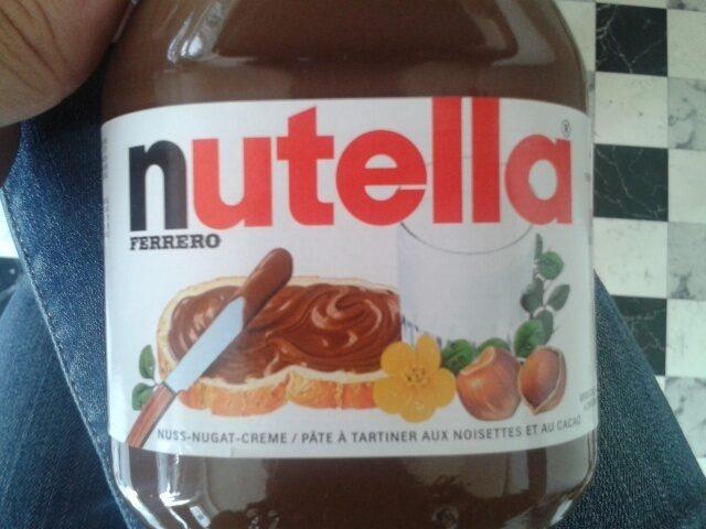 Nutella - Produkt - en