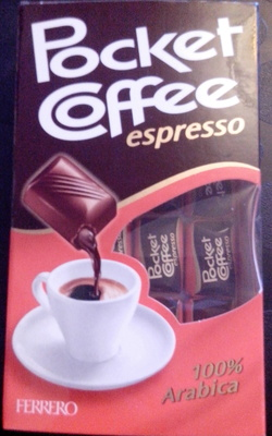 Pocket coffee espresso - Product