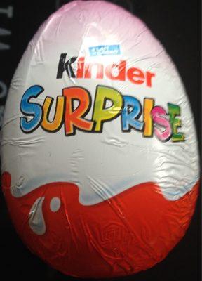 Kinder surprise - Producto