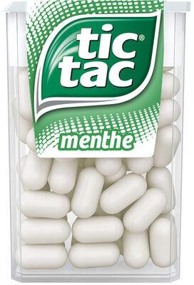 Tic Tac Menthe - Produit
