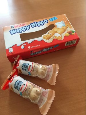 Kinder Happy Hippo T.5 - Product - fr