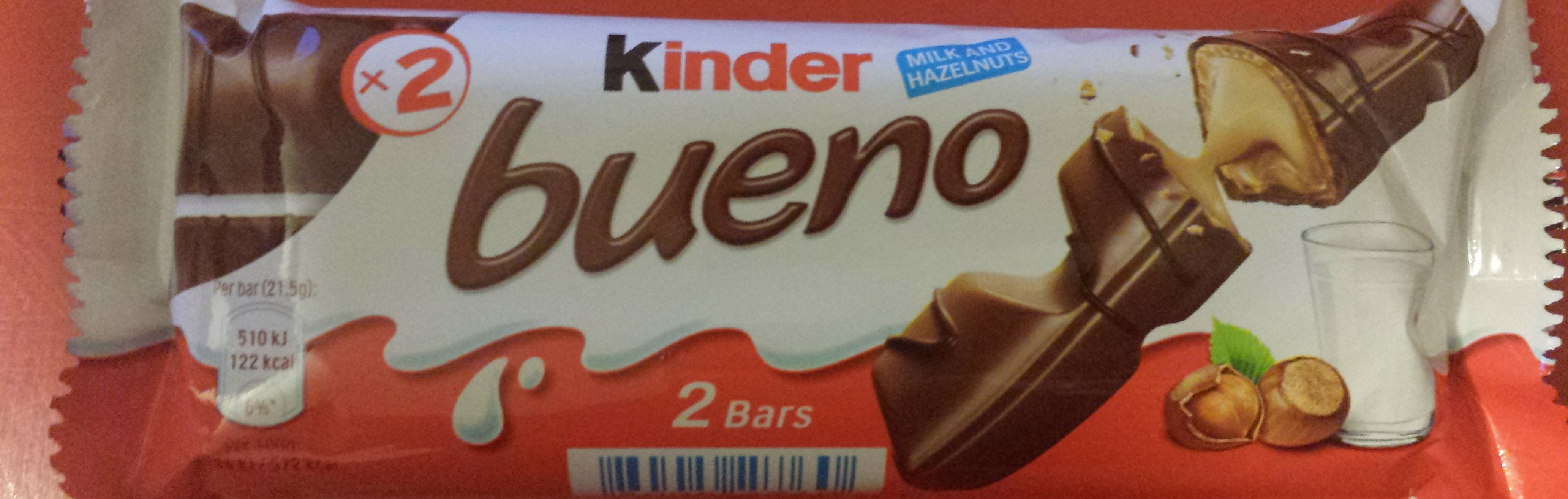 Kinder Bueno - Product - en