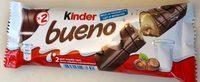 Kinder Bueno - Produit
