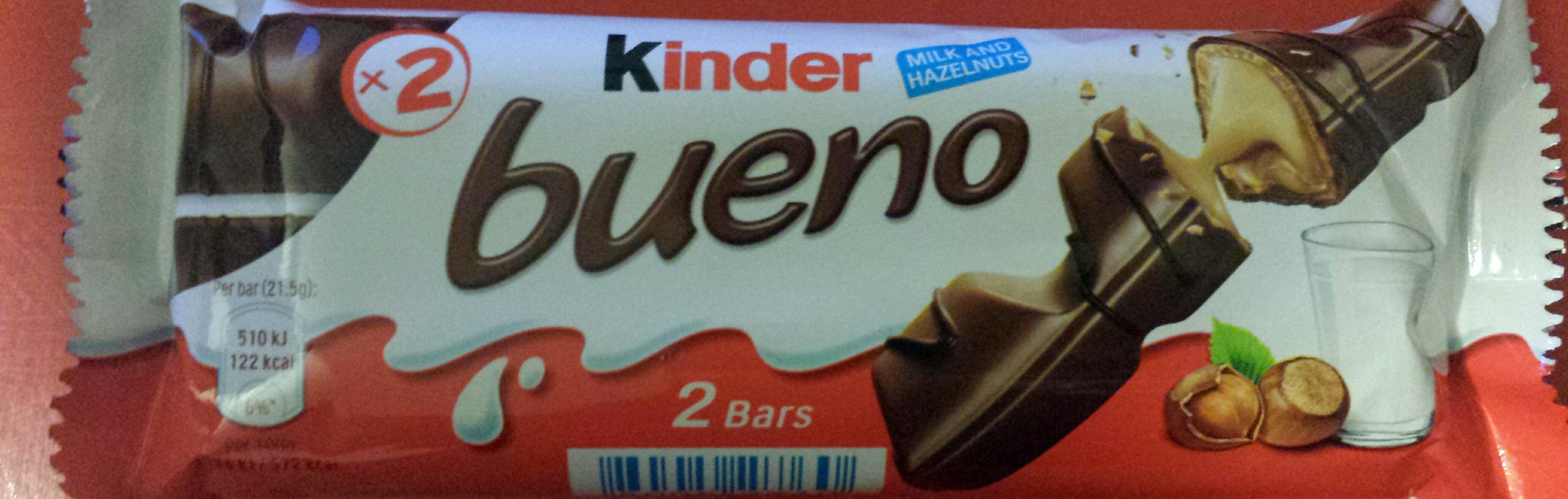 Kinder Bueno - Produkt - pl