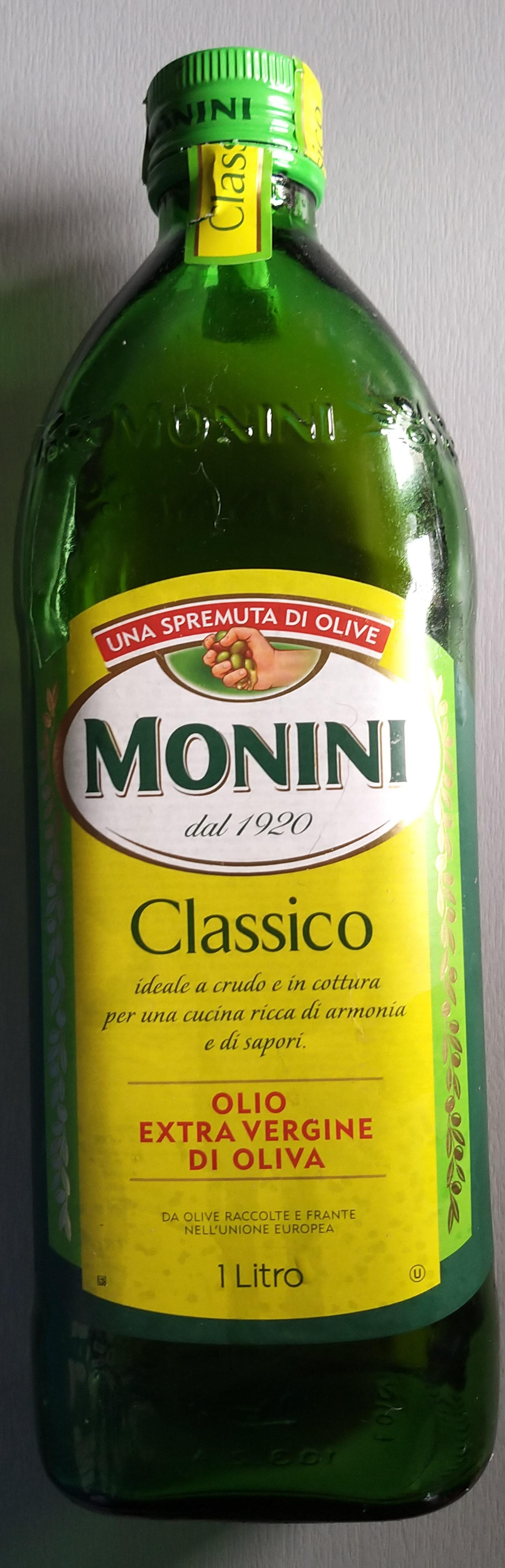 Monini Classico Olio Extra Vergine - Prodotto - it