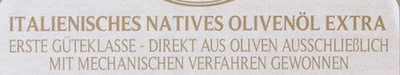 GranFruttato - Ingredients