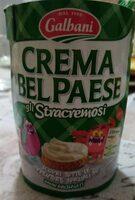 gli stracremosi Crema Bel Paese - Produit - fr