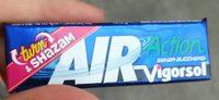 Air Action - Produit