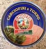 Carciofini e tonno - Product