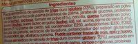 Macarones boloñesa - Ingredients - es