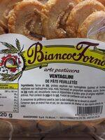 Ventaglini dIGPasta sfoglia - Informations nutritionnelles - fr
