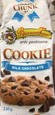 Cookie Chocolate Chunk Milk Chocolate - Product - fr