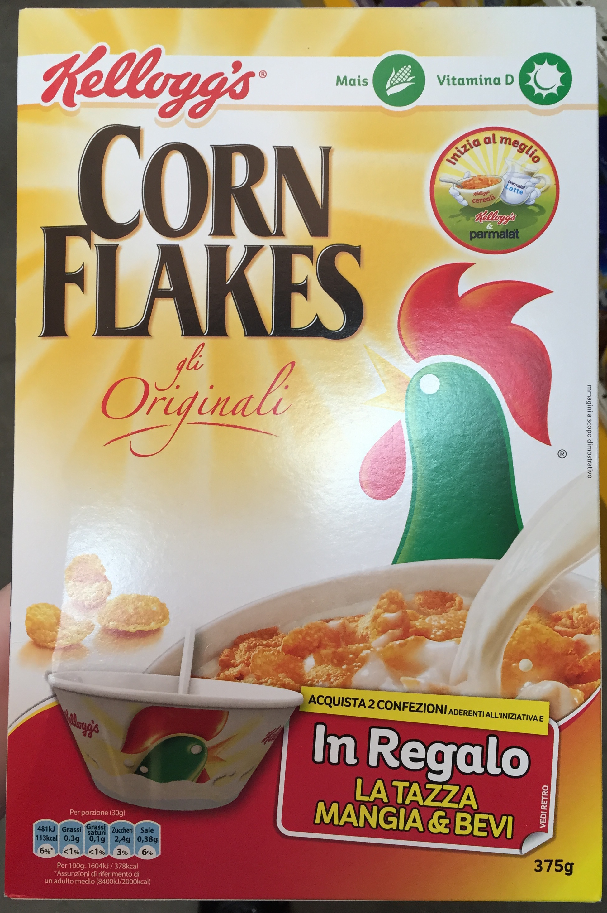 Corn Flakes - Producto - it
