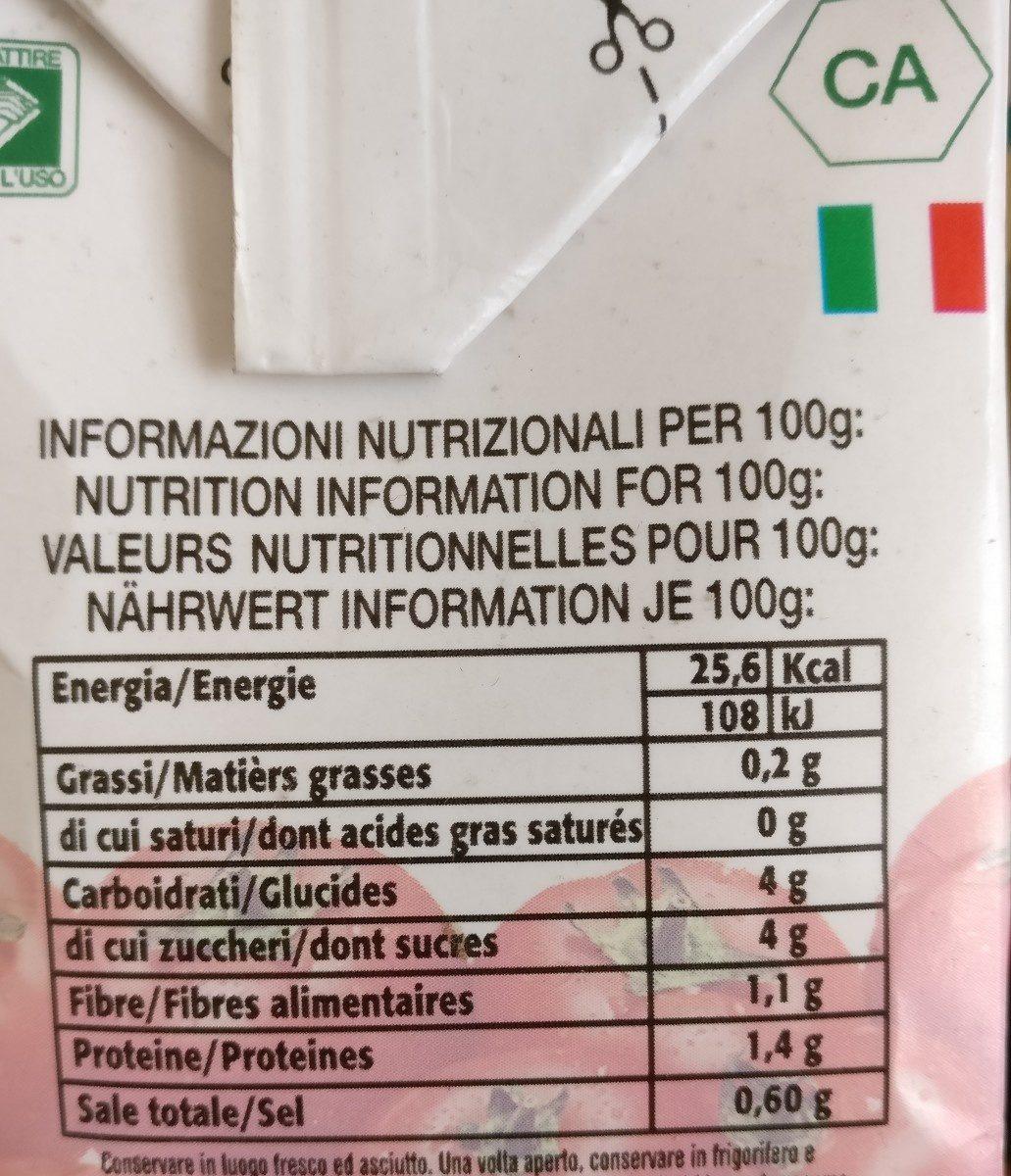 Passata di pomodoro - Ingrédients - fr