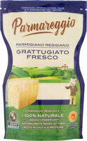 Parmigiano reggiano dop grattugiato fresco - Prodotto - fr