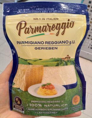 Parmesan gerieben - Produkt - de