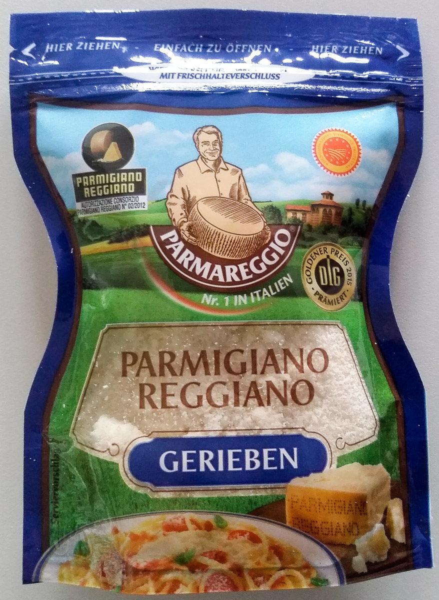 Parmigiano Reggiano râpé frais - Produkt