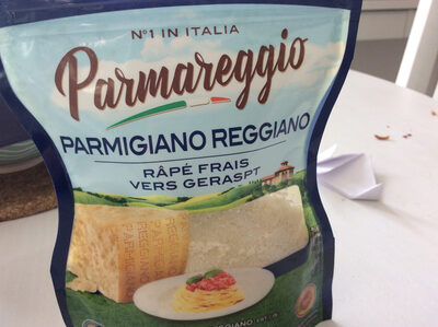 Parmesan gerieben - Prodotto - en