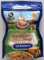 Parmigiano Reggiano râpé frais - Product - nl