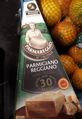 Parmigiano Reggiano 30 Mois D. o. p - Product - fr