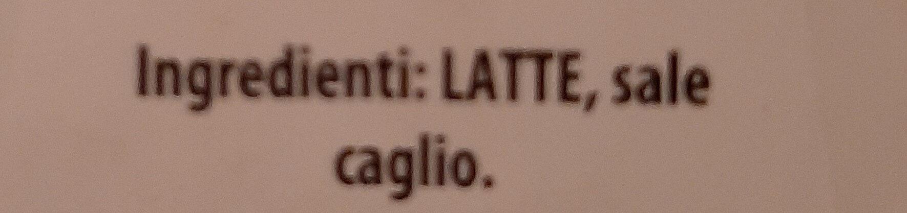 Parmigiano Reggiano - Ingredienti - it
