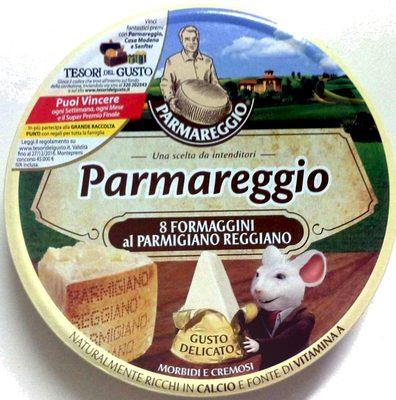 Formaggini al parmigiano - Product