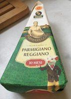 Parmigiano Reggiano 30 Mois D. o. p - Product