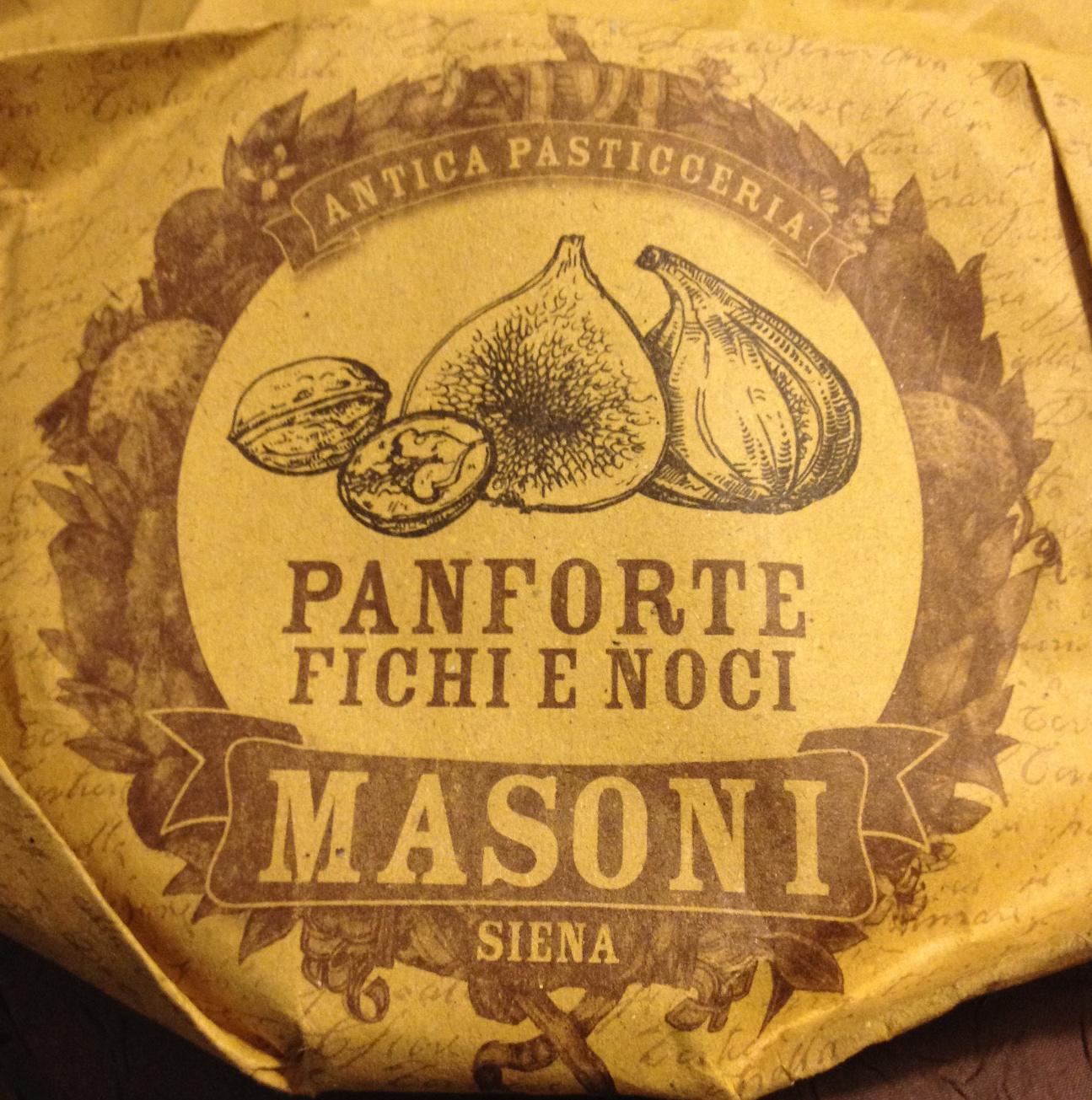 Panforte Fichi e Noci - Product