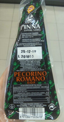 Pecorino Romano DOP - Product