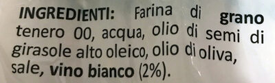 Tarallini - Ingredients