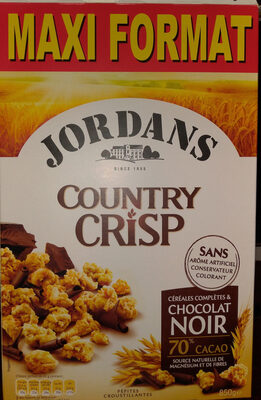 Country Crisp - Produit