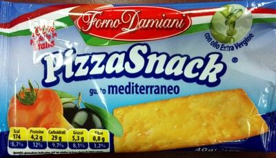 PizzaSnack - Product