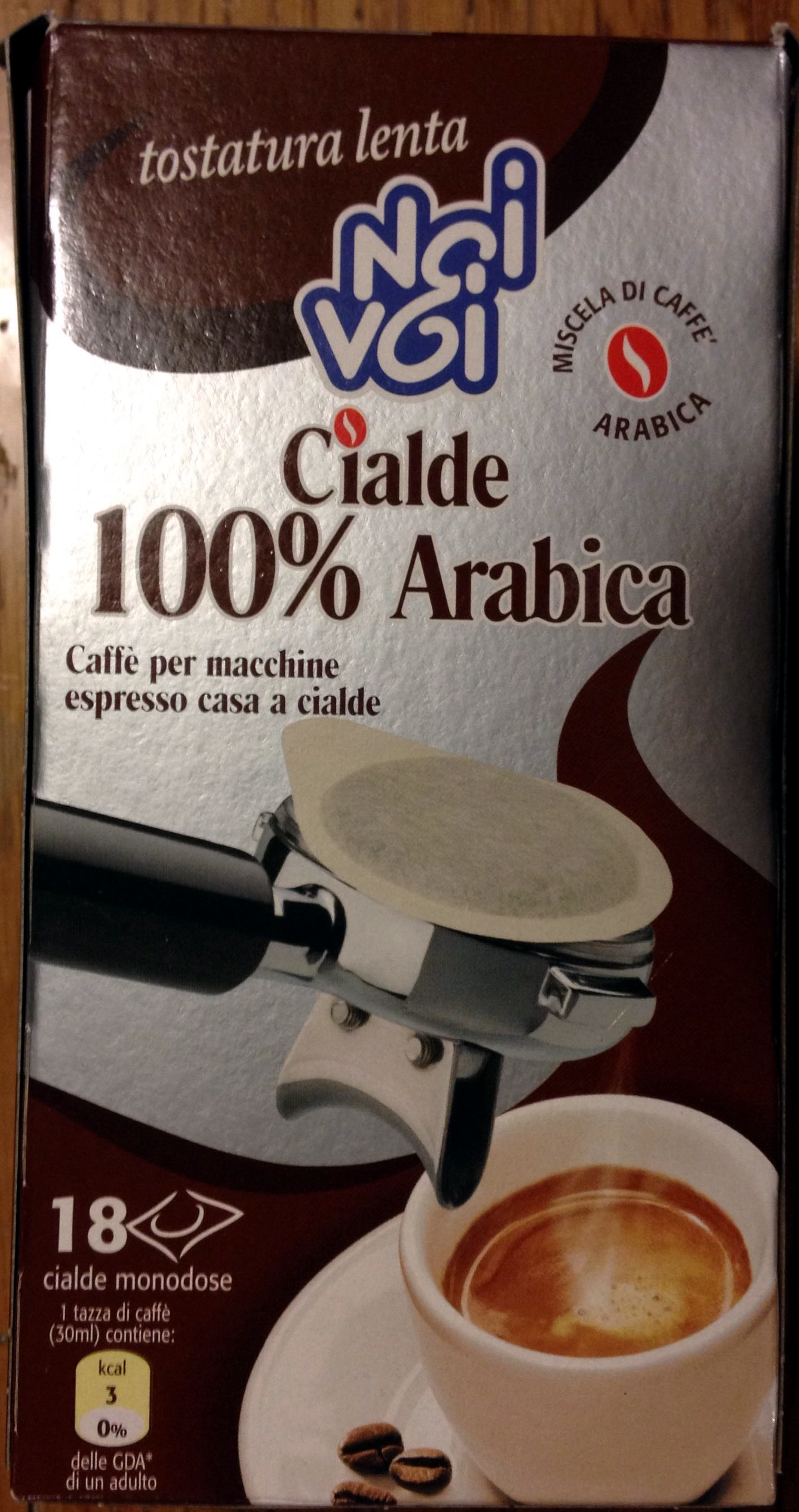 Cialde 100% Arabica - Product - it